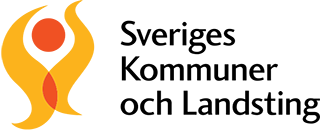 SKL Sveriges kommuner och landsting logotyp